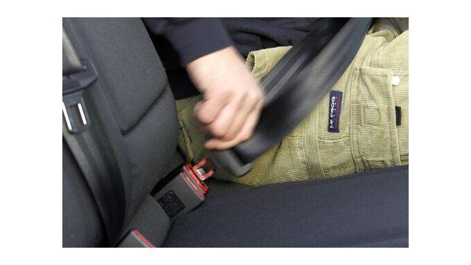 Autofahren wird immer sicherer