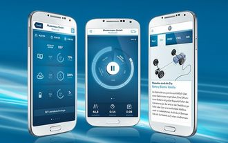 BlueMotion Check App, Volkswagen, Oktober 2013