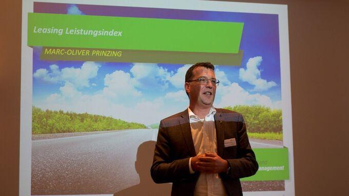 Bundesverband Fuhrparkmanagement, Marc-Oliver Prinzing, Vorstandsvorsitzender