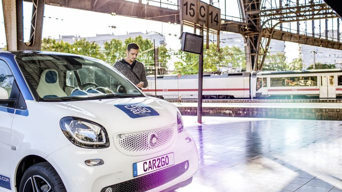 corporate carsharing car2go berzeugt die flottenmanager firmenauto. Black Bedroom Furniture Sets. Home Design Ideas