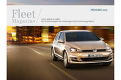 Das VW Fleet Magazine ist jetzt digital im App Store erhltlich