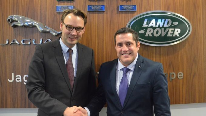 Dekra Jaguar Land Rover