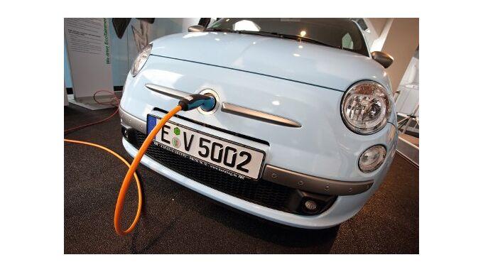 EU: Elektroautos gehört die Zukunft