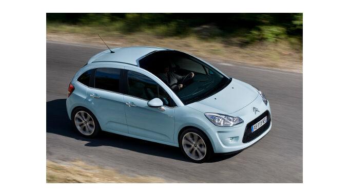 Fahrbericht: Citroën C3, Jahrgang 2010