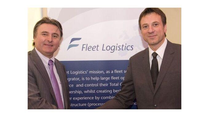 Fleet Logistics managt Huntsman-Flotte