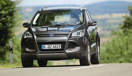 Midsize-SUV: die sparsamsten Diesel