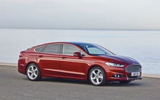Ford Mondeo Limousine 2015
