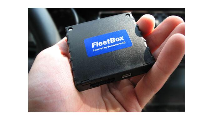 GPS-Ortung für Taxen
