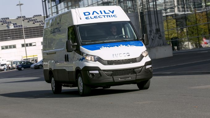 Iveco Daily Electric