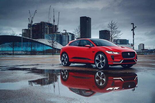 Jaguars neuer Elektro-Sportwagen