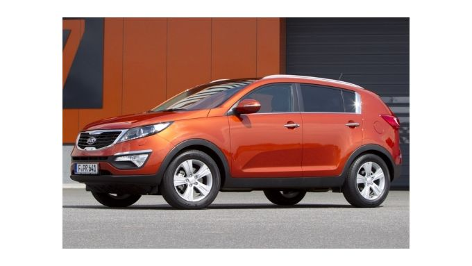 Kia Sportage als Sparversion