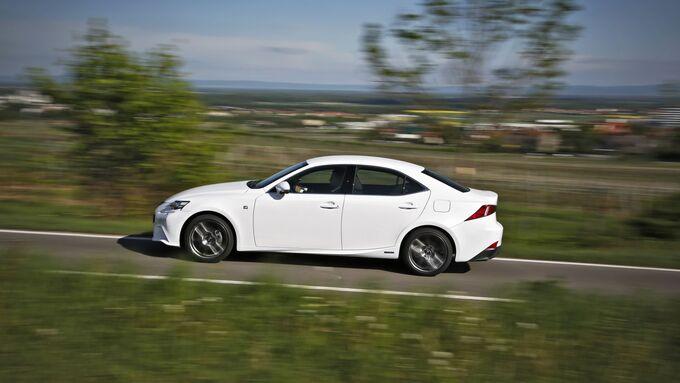 Lexus IS Modelljahr 2013