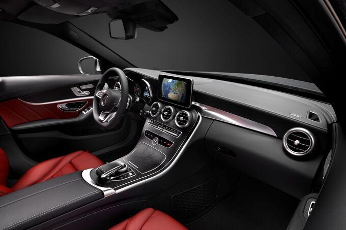 Mercedes C-Klasse Interieur