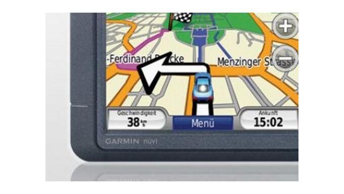 Navigationsgerät wird zum Bordcomputer