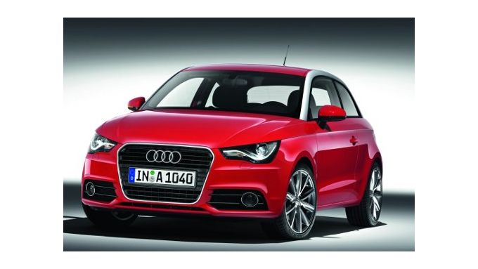 Neuer Audi A1 steht in den Startlöchern