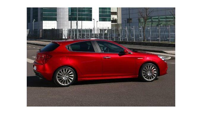 Neuer Diesel für die Giulietta