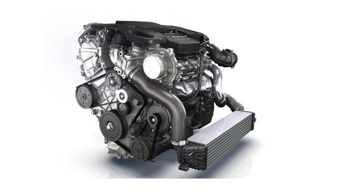 Neuer Dieselmotor für die Oberklasse