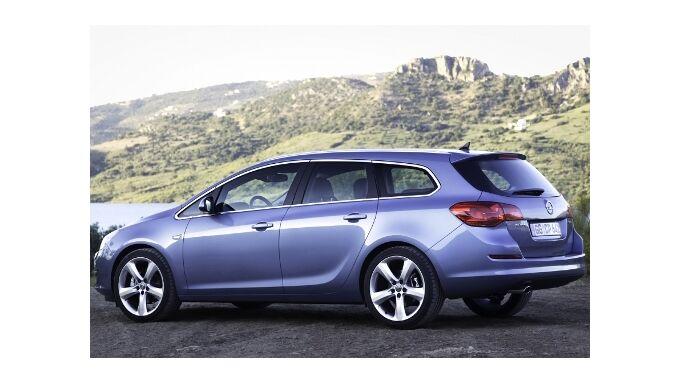 Opel Astra Sports Tourer kommt