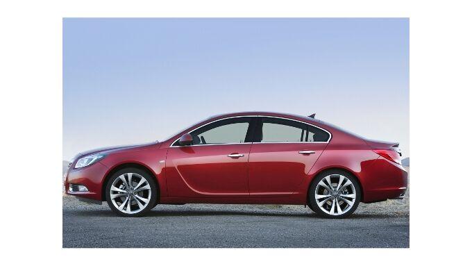 Opel Insignia: Zwei Jahre am Markt