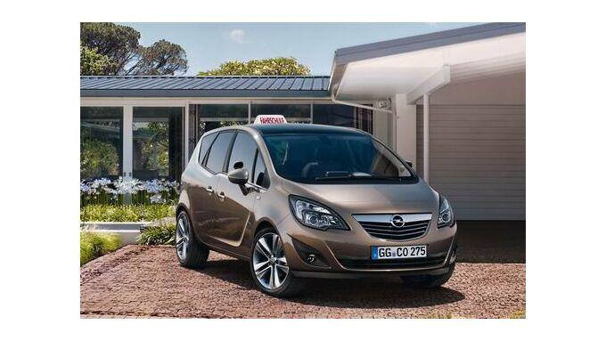 Opel: Meriva mit kostenlosem Fahrschulpaket