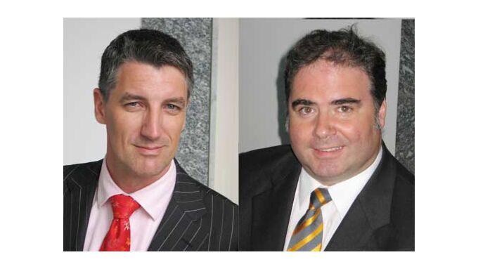 Ralf Woik (links) und Reinhard Happel ergänzen die Geschäftsleitung von Arval