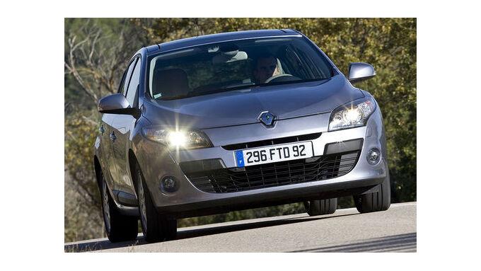 Renault Megane wird günstiger