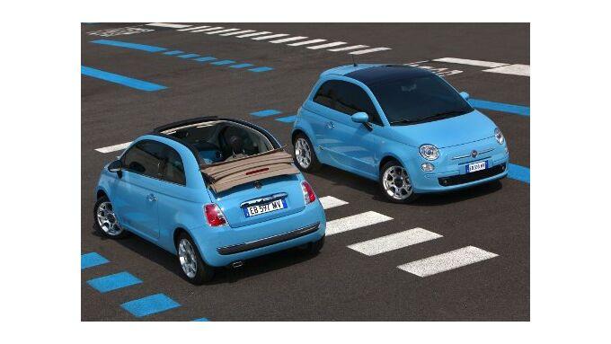 Sparsamer Turbo für den Fiat 500