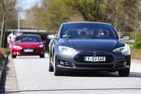 Super-Tesla mit 600 Kilometer Reichweite