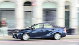 Toyota dreht an der CO2-Schraube