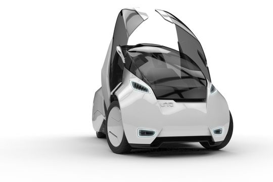 Twizy mal anders