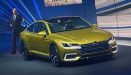 Neues Topmodell von Volkswagen