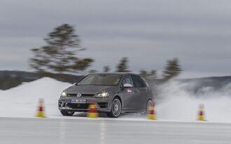 VW Golf GTI Reifentest