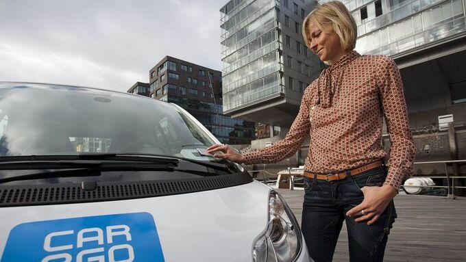 car2go, Mobilität, Carsharing