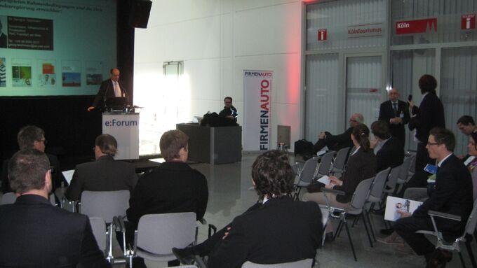 e-Forum Elektromobilia 2012