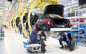 Deutsche Autobauer geben den Ton an