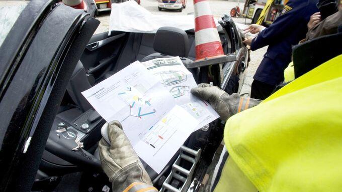 ADAC Rettungskarte