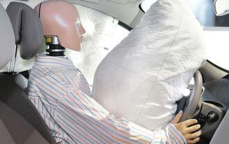 Airbag, Fahrerschutz