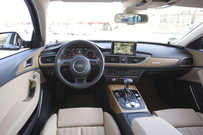 Audi A6 allroad Cockpit