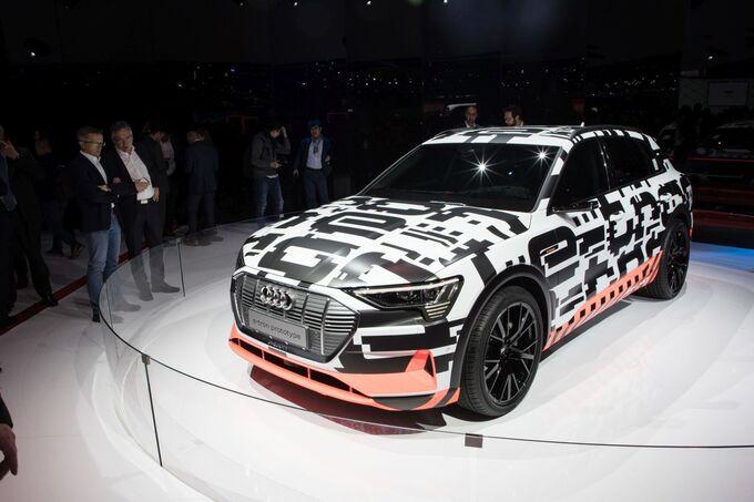 Audi SUV e-tron