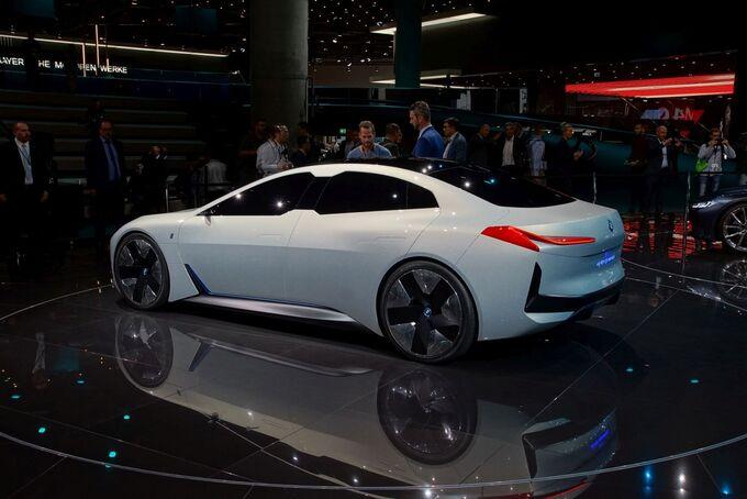 BMW i Vision Dynamics IAA 2017