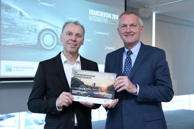 BNP Paribas Cardif / Branchentag 2018 Automotive