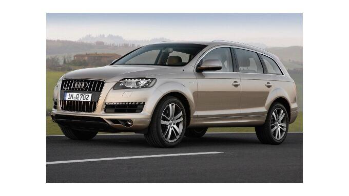 Basisdiesel für den Audi Q7