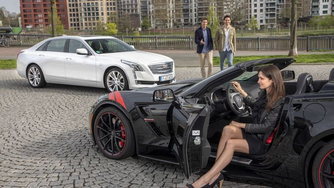 Cadillac CT6, Chevrolet Corvette Grand Sport, Book by Cadillac, Business,