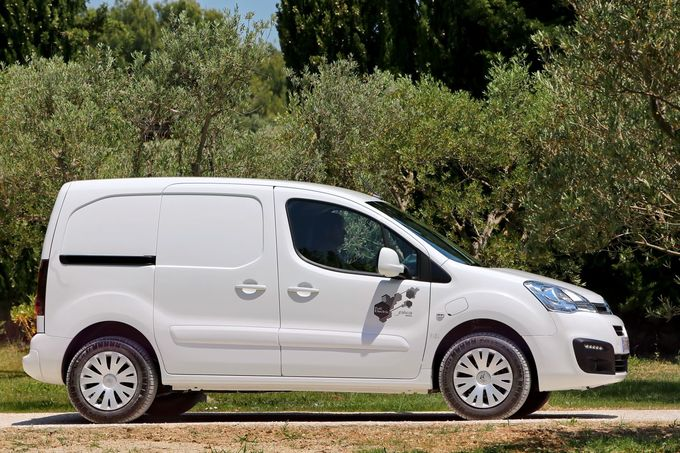 Citroen Berlingo Electric L1H1 2015