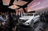 Der neue Mercedes-Benz EQC - Weltpremiere Stockholm 2018.//