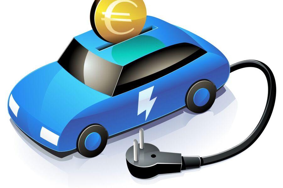 Elektro Mobilit 228 T Diese Steuerzusch 252 Sse Gibt Es Vom Bund Firmenauto