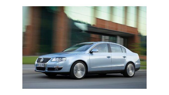 Einstiegsdiesel für den VW Passat