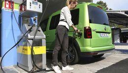 Erdgasautos 2018: Die große Übersicht