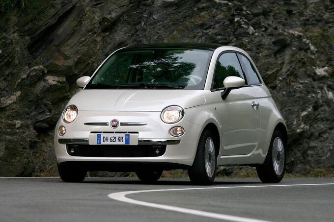 Fiat 500 1.3 Multijet 16V