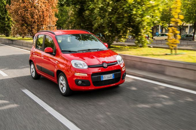 Fiat Panda 0.9 8V Twin Air Natural Power 2015